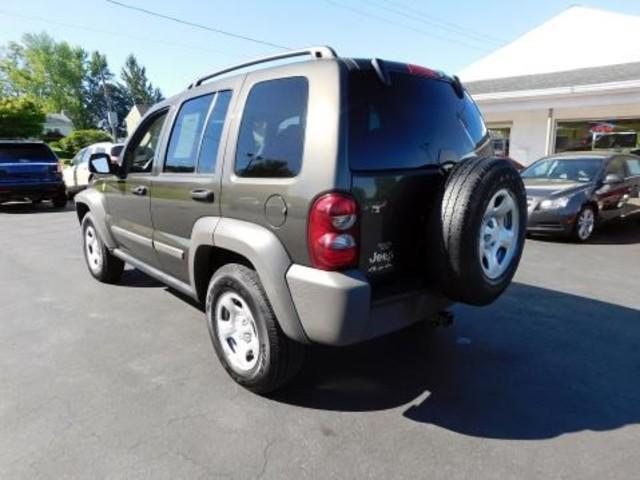 2006 Jeep Liberty Sport Ephrata, PA 5