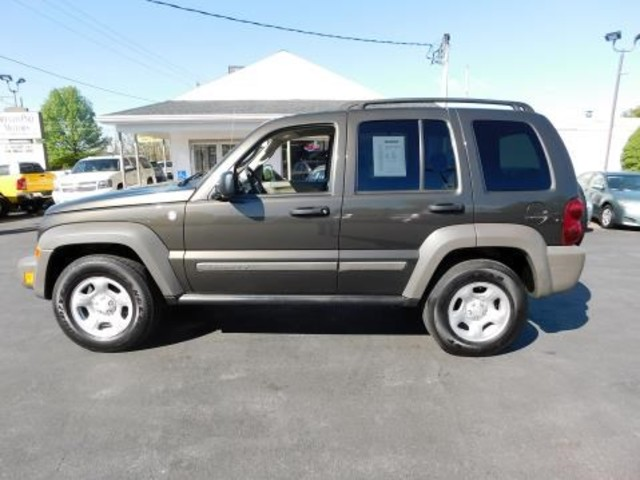 2006 Jeep Liberty Sport Ephrata, PA 6