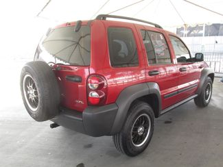 2006 Jeep Liberty Sport Gardena, California 2