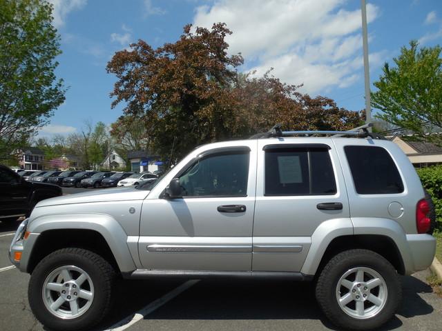 2006 Jeep Liberty Limited Leesburg, Virginia 4