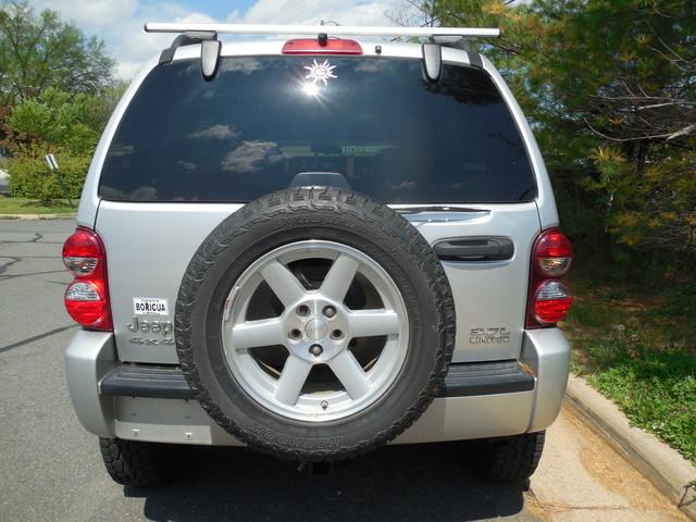 2006 Jeep Liberty Limited Leesburg, Virginia 7