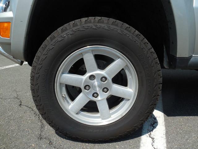 2006 Jeep Liberty Limited Leesburg, Virginia 18
