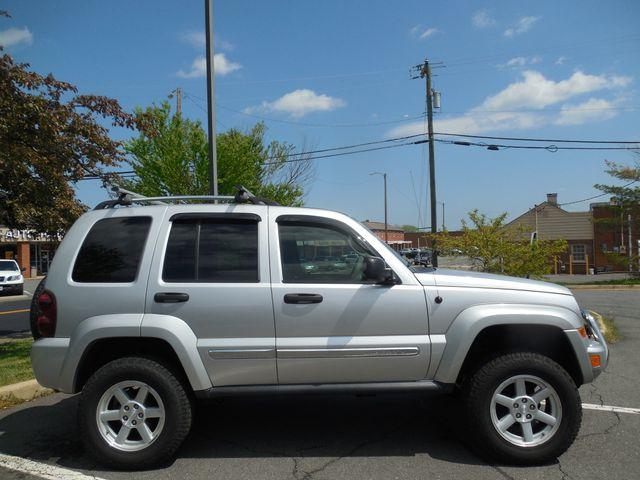 2006 Jeep Liberty Limited Leesburg, Virginia 5