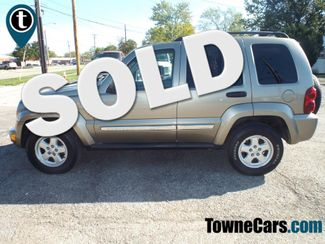 2006 Jeep Liberty Sport | Medina, OH | Towne Auto Sales in ohio OH