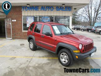 2006 Jeep Liberty Sport   Medina, OH   Towne Auto Sales in Ohio OH