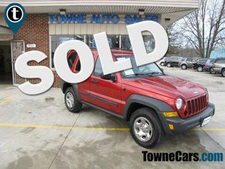 2006 Jeep Liberty Sport | Medina, OH | Towne Cars in Ohio OH