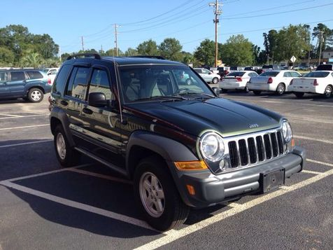 2006 Jeep Liberty Sport | Myrtle Beach, South Carolina | Hudson Auto Sales in Myrtle Beach, South Carolina