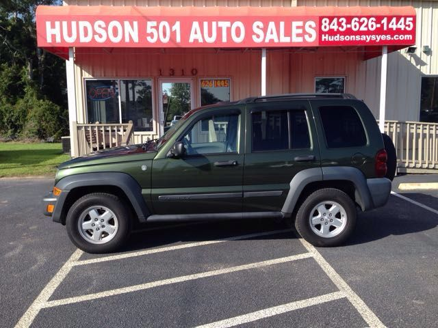 2006 Jeep Liberty Sport | Myrtle Beach, South Carolina | Hudson Auto Sales in Myrtle Beach South Carolina