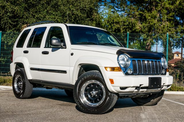 2006 Jeep Liberty Limited - Diesel - Leather - 4WD Reseda, CA 3