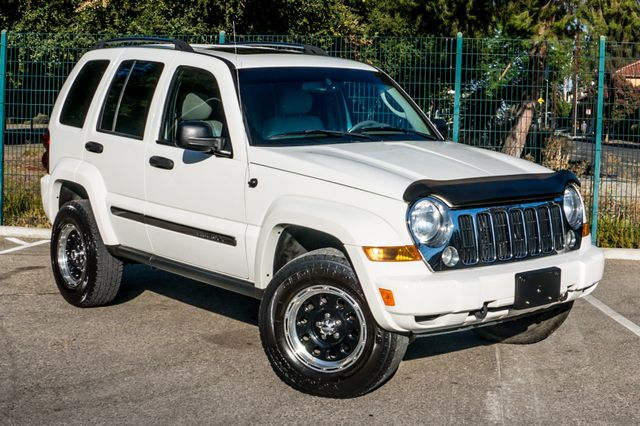 2006 Jeep Liberty Limited - Diesel - Leather - 4WD Reseda, CA 45