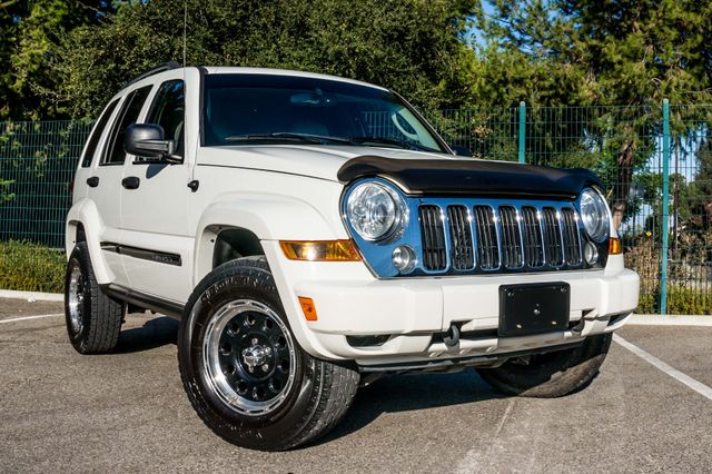 2006 Jeep Liberty Limited - Diesel - Leather - 4WD Reseda, CA 44