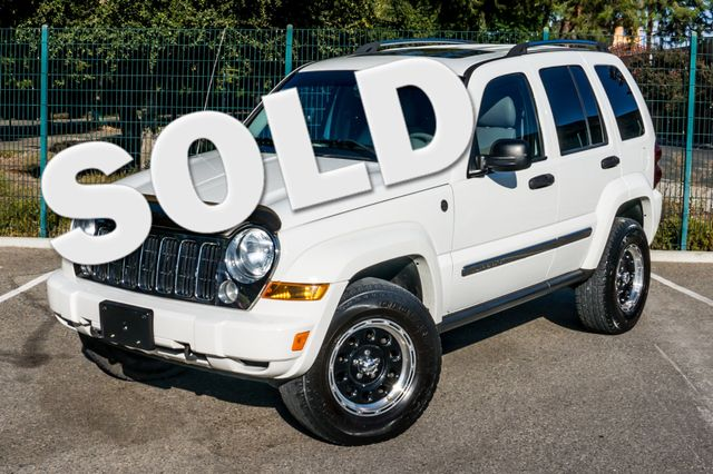 2006 Jeep Liberty Limited - Diesel - Leather - 4WD Reseda, CA 0