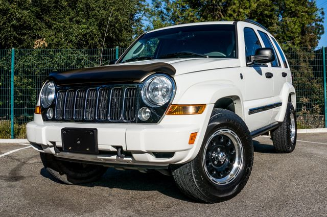2006 Jeep Liberty Limited - Diesel - Leather - 4WD Reseda, CA 40