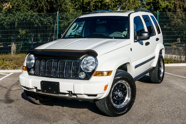 2006 Jeep Liberty Limited - Diesel - Leather - 4WD Reseda, CA 41