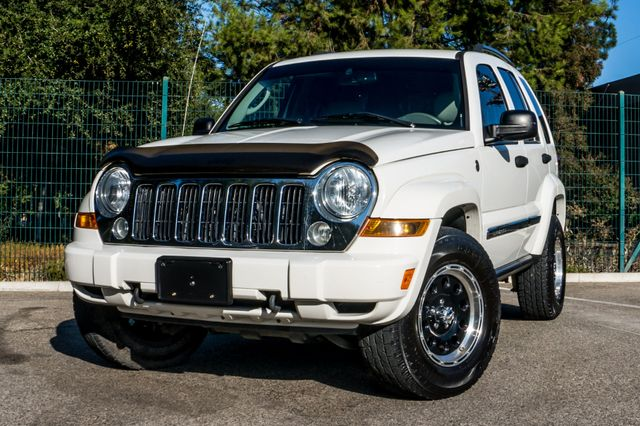 2006 Jeep Liberty Limited - Diesel - Leather - 4WD Reseda, CA 42