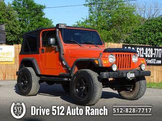 2006 Jeep Wrangler in Austin, TX