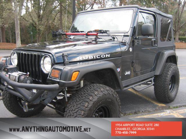 2006 Jeep Wrangler Rubicon Chamblee, Georgia 9