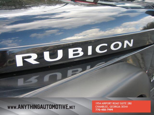 2006 Jeep Wrangler Rubicon Chamblee, Georgia 17