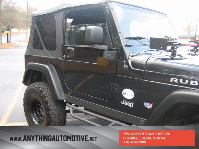 2006 Jeep Wrangler Rubicon Chamblee, Georgia 13