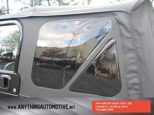 2006 Jeep Wrangler Rubicon Chamblee, Georgia 25