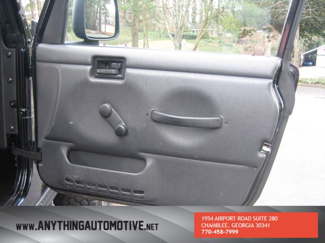 2006 Jeep Wrangler Rubicon Chamblee, Georgia 36