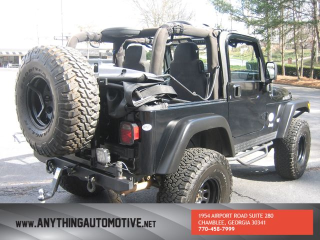 2006 Jeep Wrangler Rubicon Chamblee, Georgia 52