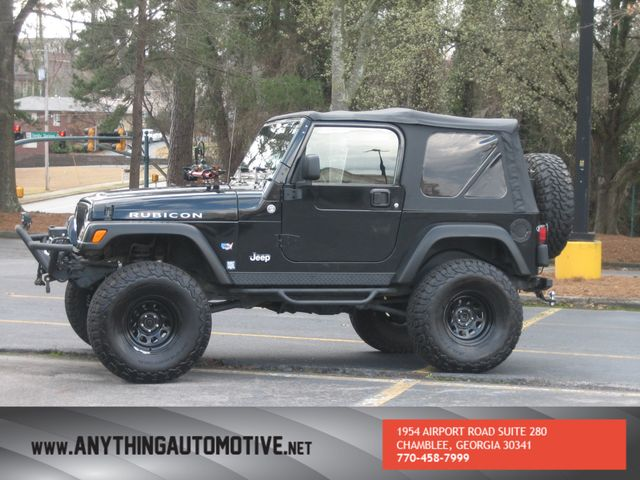 2006 Jeep Wrangler Rubicon Chamblee, Georgia 1