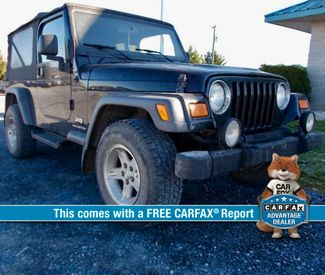 2006 Jeep Wrangler in Harrisonburg VA
