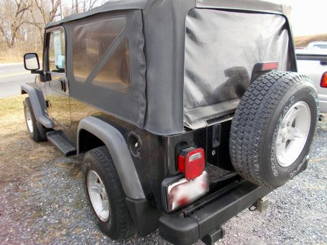 2006 Jeep Wrangler Unlimited LWB | Harrisonburg, VA | Armstrong's Auto Sales in Harrisonburg, VA