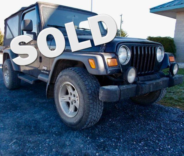 2006 Jeep Wrangler Unlimited LWB | Harrisonburg, VA | Armstrong's Auto Sales in Harrisonburg VA