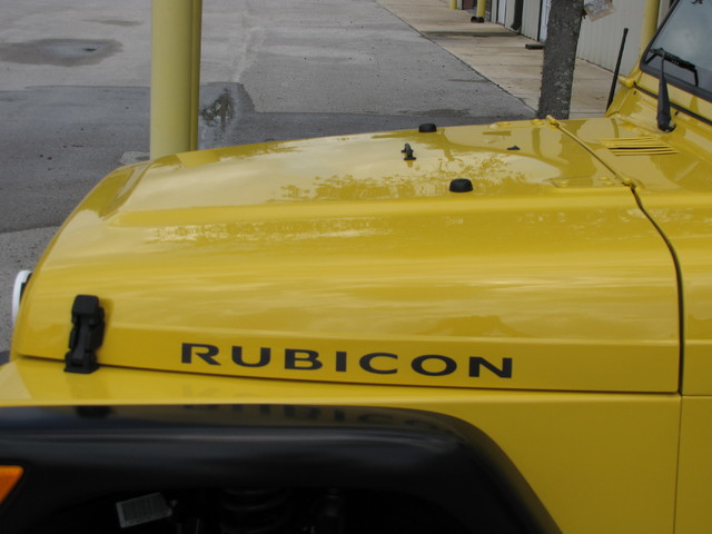 2006 Jeep Wrangler Rubicon Jacksonville , FL 23