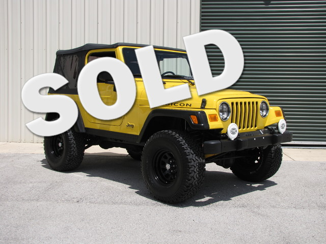 2006 Jeep Wrangler Rubicon Jacksonville , FL 0