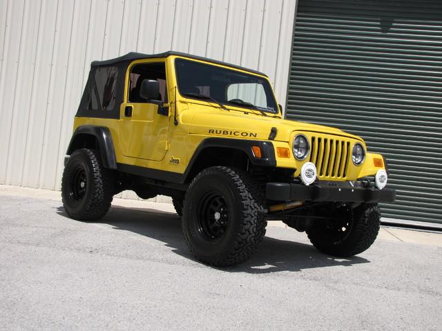 2006 Jeep Wrangler Rubicon Jacksonville , FL 55