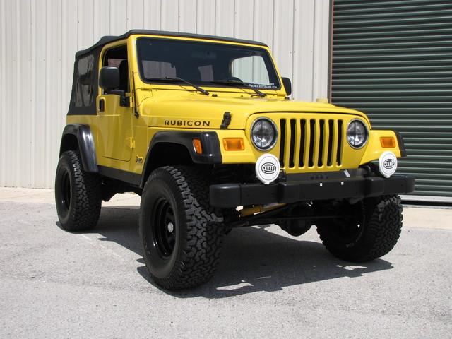 2006 Jeep Wrangler Rubicon Jacksonville , FL 49