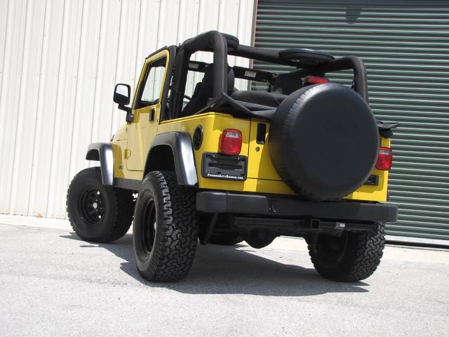 2006 Jeep Wrangler Rubicon Jacksonville , FL 50