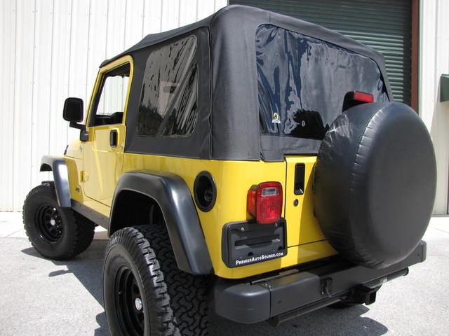 2006 Jeep Wrangler Rubicon Jacksonville , FL 8