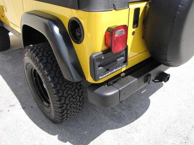 2006 Jeep Wrangler Rubicon Jacksonville , FL 24