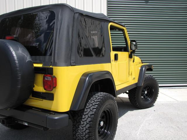 2006 Jeep Wrangler Rubicon Jacksonville , FL 9