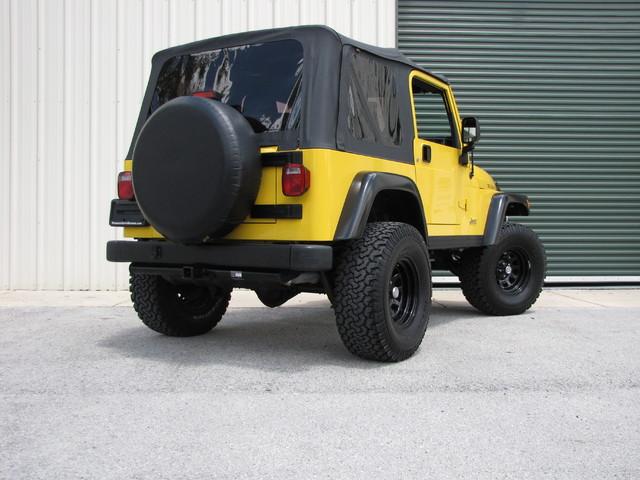 2006 Jeep Wrangler Rubicon Jacksonville , FL 51