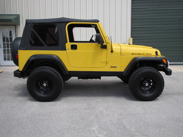 2006 Jeep Wrangler Rubicon Jacksonville , FL 53
