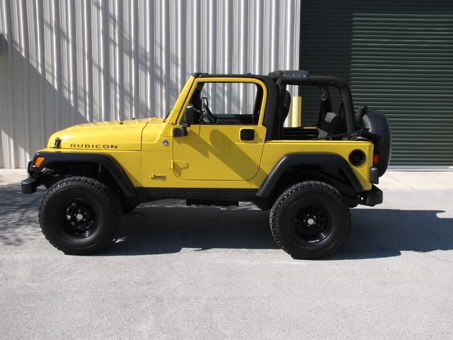 2006 Jeep Wrangler Rubicon Jacksonville , FL 54
