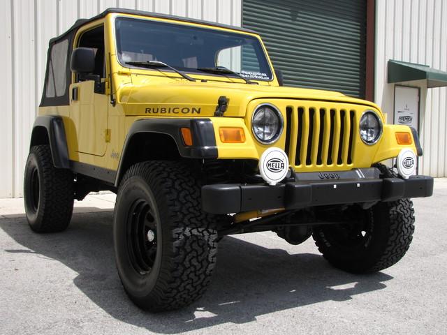 2006 Jeep Wrangler Rubicon Jacksonville , FL 52