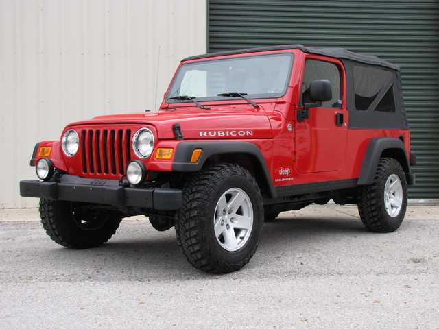 2006 Jeep Wrangler Unlimited Rubicon LWB Jacksonville , FL 1
