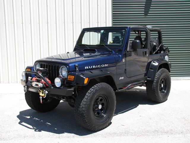 2006 Jeep Wrangler Rubicon Jacksonville , FL 44