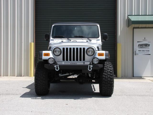 2006 Jeep Wrangler Unlimited Rubicon LWB Jacksonville , FL 16