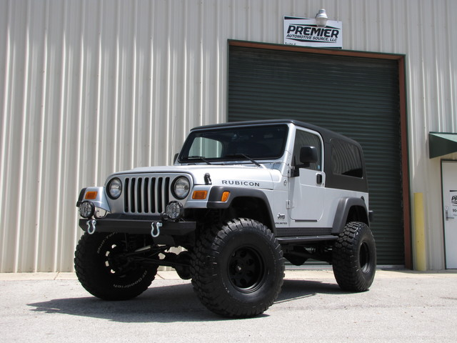 2006 Jeep Wrangler Unlimited Rubicon LWB Jacksonville , FL 44