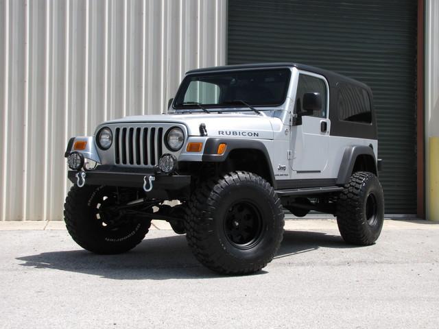 2006 Jeep Wrangler Unlimited Rubicon LWB Jacksonville , FL 1