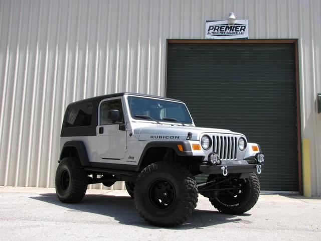 2006 Jeep Wrangler Unlimited Rubicon LWB Jacksonville , FL 45