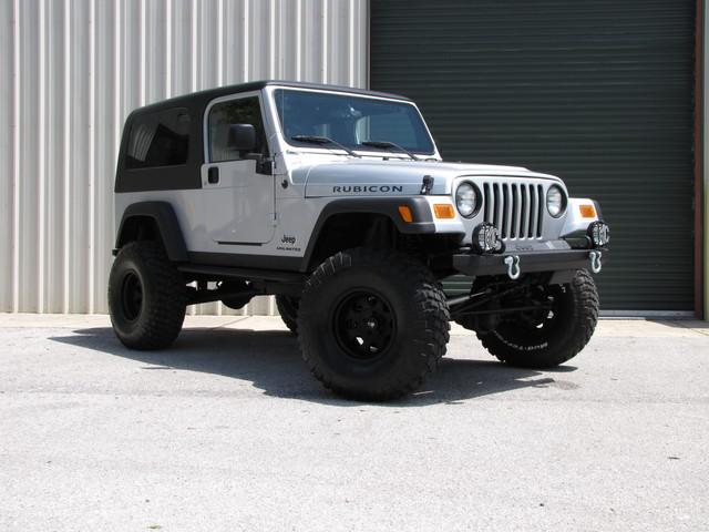 2006 Jeep Wrangler Unlimited Rubicon LWB Jacksonville , FL 2