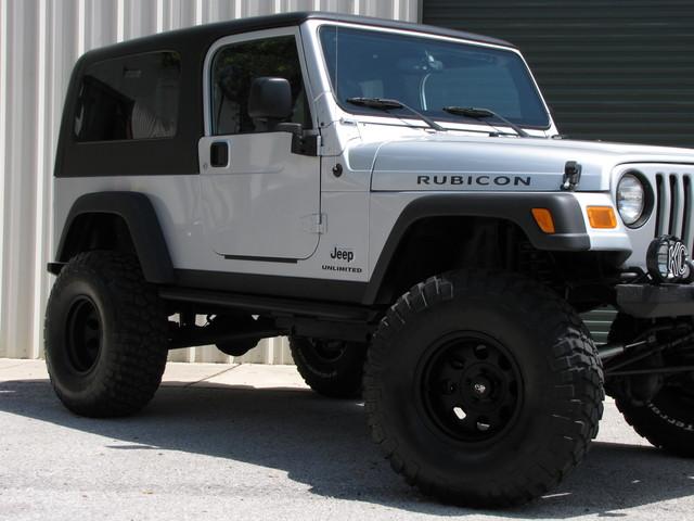 2006 Jeep Wrangler Unlimited Rubicon LWB Jacksonville , FL 7